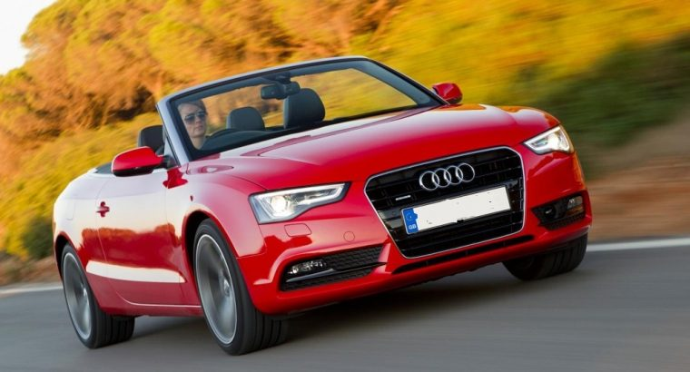 Продам новую модель автомобиля Audi